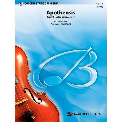 Alfred Apotheosis Concert String Orchestra Grade 3.5 Set