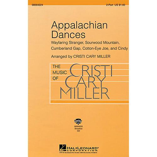 Hal Leonard Appalachian Dances 2-Part arranged by Cristi Cary Miller