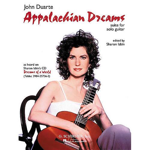 G. Schirmer Appalachian Dreams Classical Guitar Solo by John Duarte