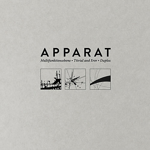 Alliance Apparat - Multifunktionsebene, Tttrial and Eror, Duplex