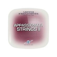 Vienna Instruments Appassionata Strings II Standard Software Download