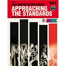 Alfred Approaching the Standards Volume 2 C Book & CD