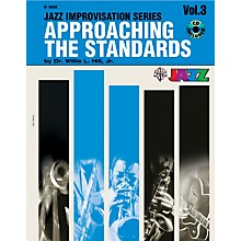 Alfred Approaching the Standards Volume 3 B-Flat Book & CD