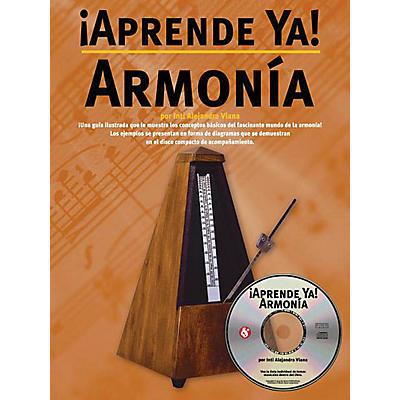 Music Sales Aprende Ya: Armonia Music Sales America Series Written by Inti Viana