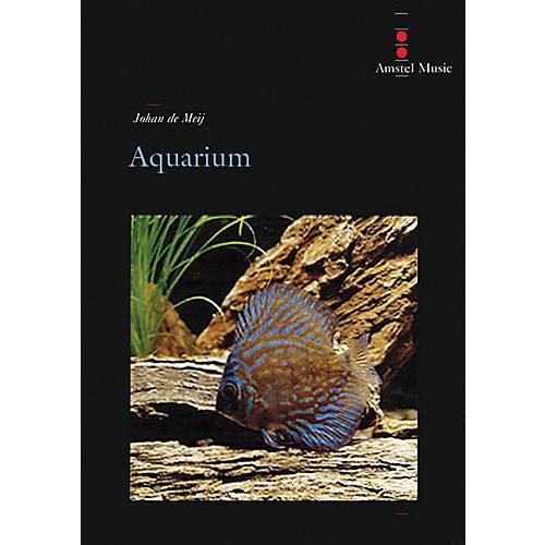 Amstel Music Aquarium (Score and Parts) Concert Band Level 3 Composed by Johan de Meij