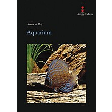 Amstel Music Aquarium (Score with CD) Concert Band Level 3 Composed by Johan de Meij