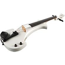 Aquila Series 4-String Electric Violin White