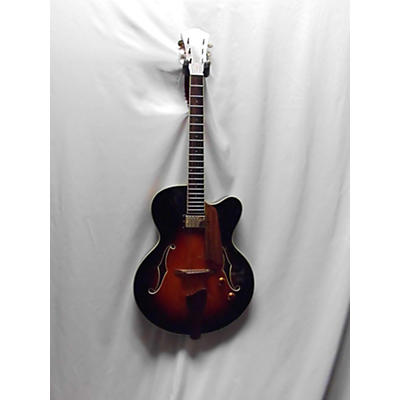 Eastman Ar403ce-sb Hollow Body Electric Guitar