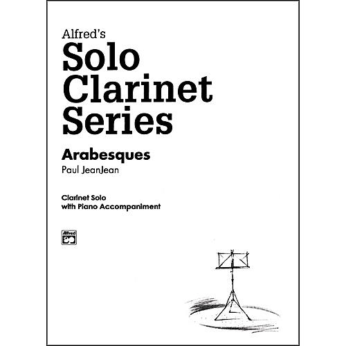 Alfred Arabesques Book
