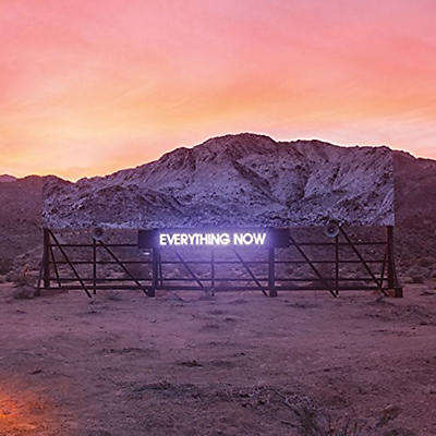 Arcade Fire - Everything Now Vinyl Single