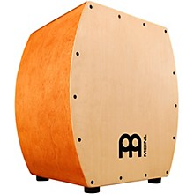 Open Box Meinl Arch Bass Snare Cajon with Maple Frontplate