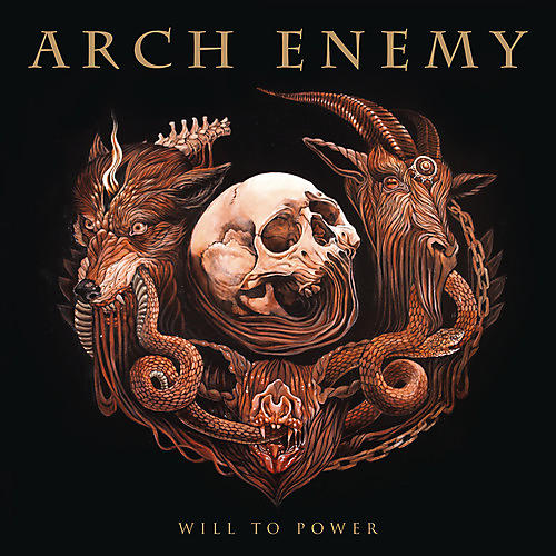 Alliance Arch Enemy - Will To Power