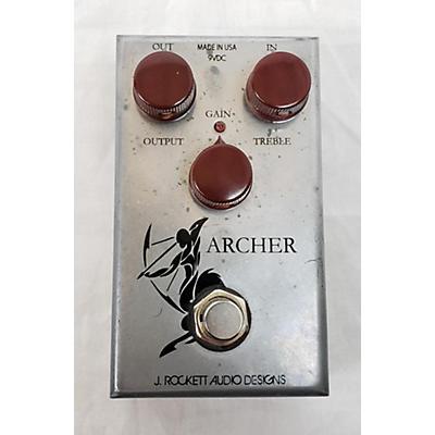 Rockett Archer Effect Pedal
