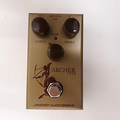 Rockett Pedals Archer Ikon Boost/Overdrive Effect Pedal