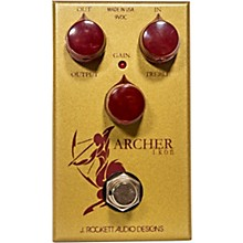 Rockett Pedals Archer Ikon Boost/Overdrive Effects Pedal