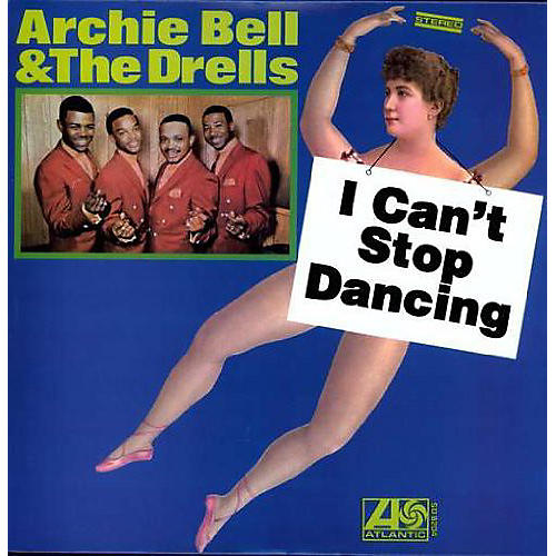 Alliance Archie Bell - I Can't Stop Dancing