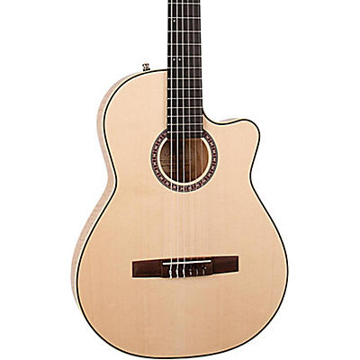 Godin Arena Flame Maple CW Crescent II Acoustic-Electric Guitar