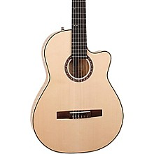 Open BoxLa Patrie Arena Flame Maple CW Crescent II Acoustic-Electric Guitar