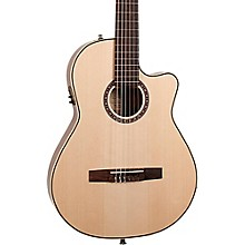 Open Box La Patrie Arena Mahogany CW QIT Acoustic Electric Guitar