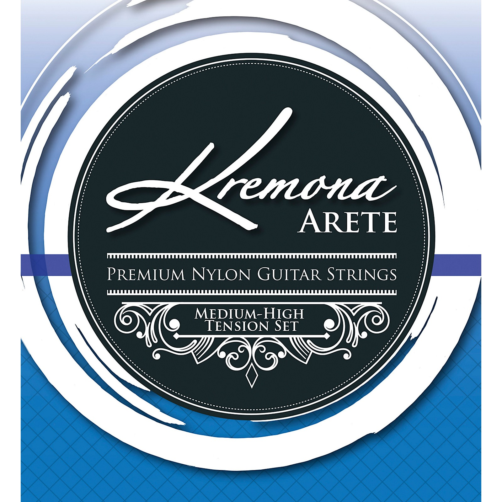 Kremona Arete Premium Nylon Guitar Strings Medium-High Tension Set