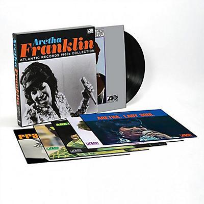 Aretha Franklin - Atlantic Records 1960s Collection