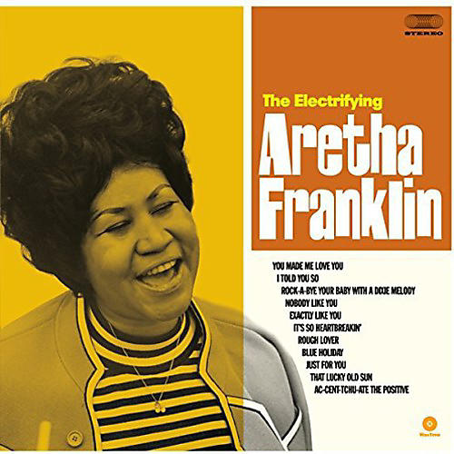 Alliance Aretha Franklin - Electrifying Aretha Franklin