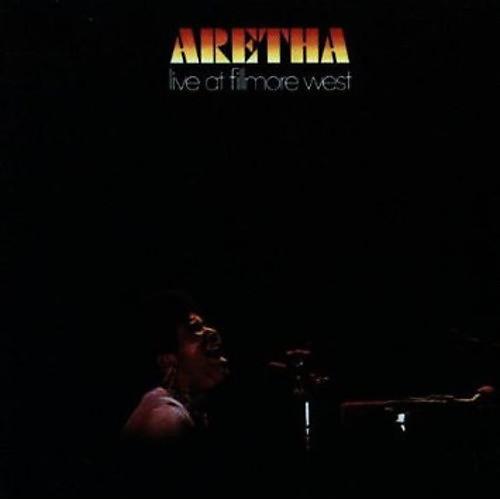 Alliance Aretha Franklin - Live at Fillmore West