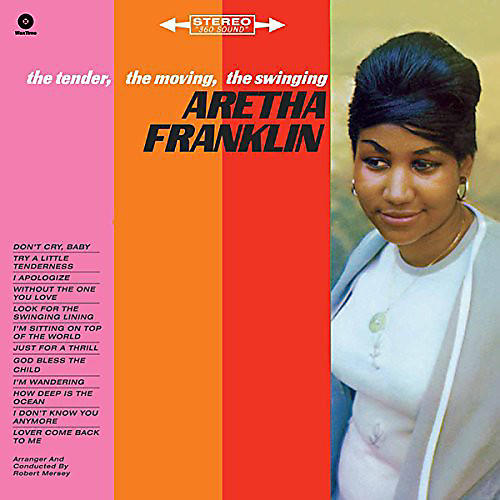 Alliance Aretha Franklin - Tender Moving Swinging