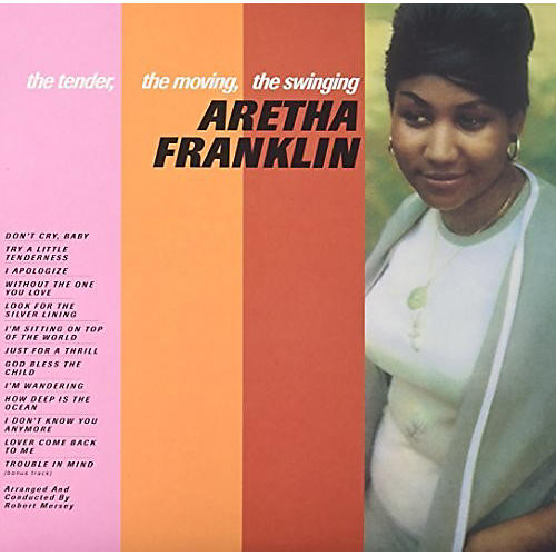 Alliance Aretha Franklin - Tender The Moving The Swinging
