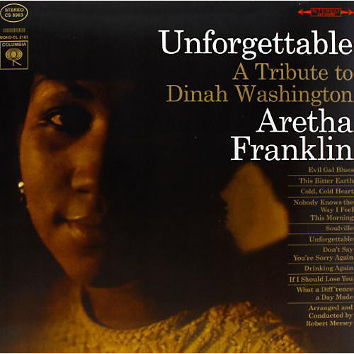 Alliance Aretha Franklin - Unforgettable