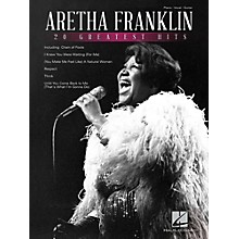 Hal Leonard Aretha Franklin 20 Greatest Hits