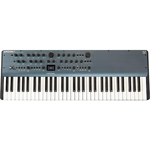 Modal Electronics Limited Argon8X 61-Key 8-Voice Polyphonic Wavetable Synthesizer Condition 2 - Blemished  194744426223