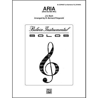 Alfred Aria (Bist du bei Mir)