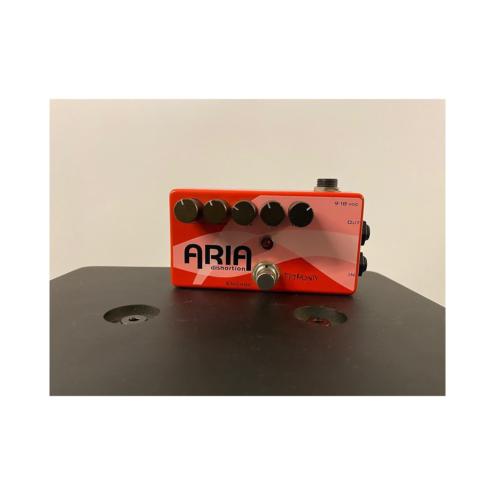 Pigtronix Aria Distortion Effect Pedal