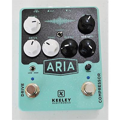 Keeley Aria Effect Processor
