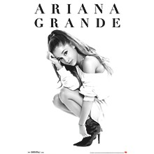 Ariana Grande - Honeymoon Poster Premium Unframed