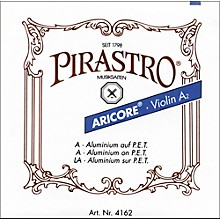 Aricore Series Violin A String 4/4 Chrome Steel