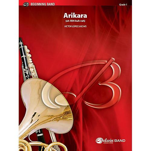 Alfred Arikara Concert Band Grade 1 Set