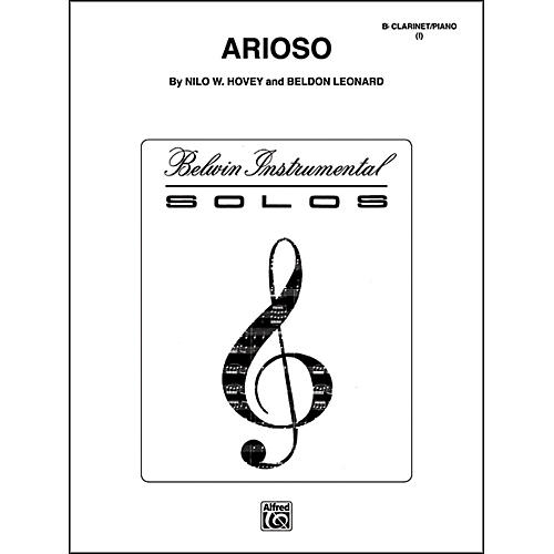 Alfred Arioso - Belwin Beginning String Orchestra Series