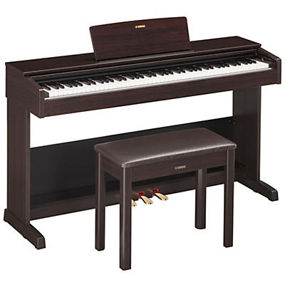 Yamaha Arius YDP-103 Traditional Console Digital Piano with Bench