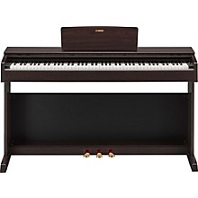 Open Box Yamaha Arius YDP-143 88-Key Digital Console Piano with Bench