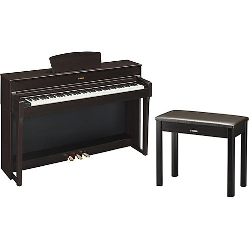 Yamaha Arius YDP-184 Traditional Console Digital Piano with Bench