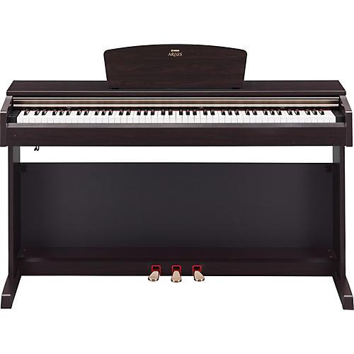 Yamaha Arius YDP161 88-Key Digital Piano with Bench - Rosewood Finish