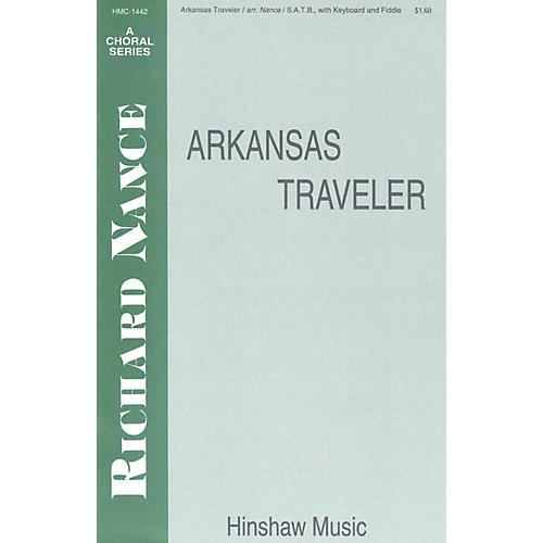 Hinshaw Music Arkansas Traveler SATB arranged by Richard Nance