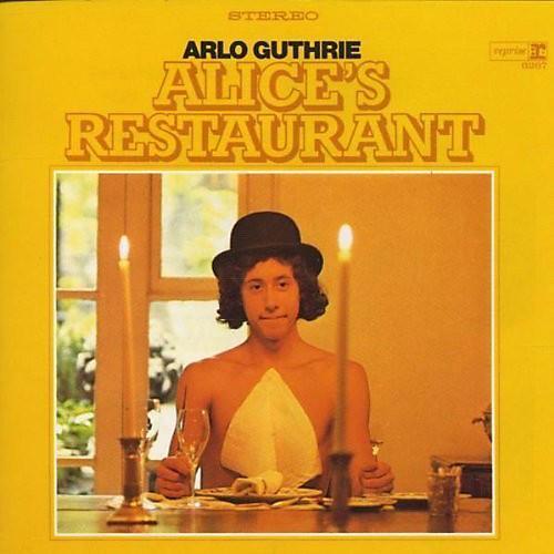 Alliance Arlo Guthrie - Alice's Restaurant