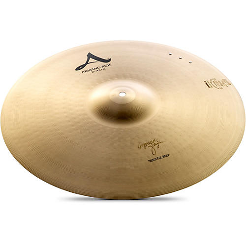 Zildjian Armand Signature Ride Cymbal Condition 2 - Blemished 19 inches 194744259388