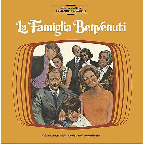 Alliance Armando Trovajoli - La Famiglia Benvenuti