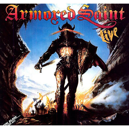 Alliance Armored Saint - Saints Will Conquer (Live)