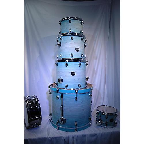 Mapex Armory Series 6-Piece Studioease Drum Kit Blue
