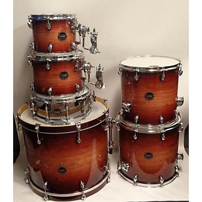 Mapex Armory Series Exotic Studioease 6 Piece Drum Kit